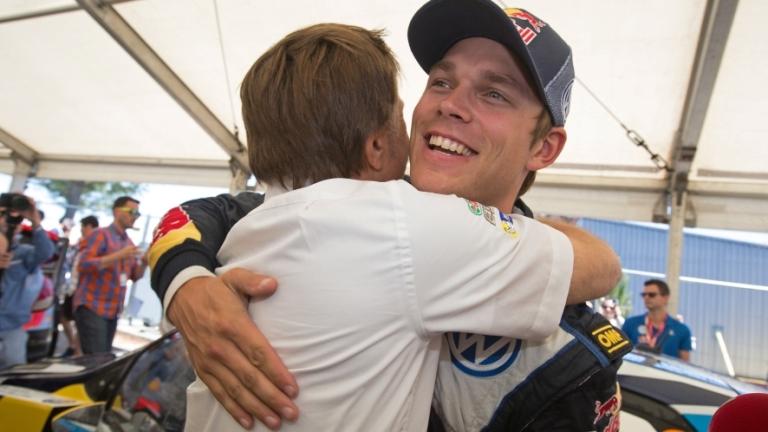 WRC – Mikkelsen prosegue con Volkswagen