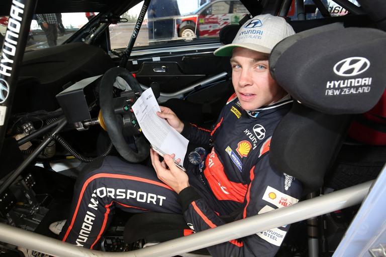 WRC – Paddon in Sardegna con la i20 aggiornata