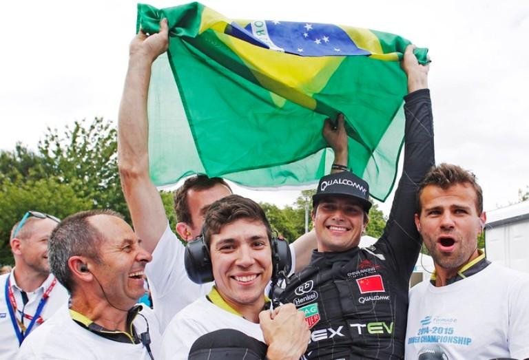 Formula E – Piquet si laurea campione