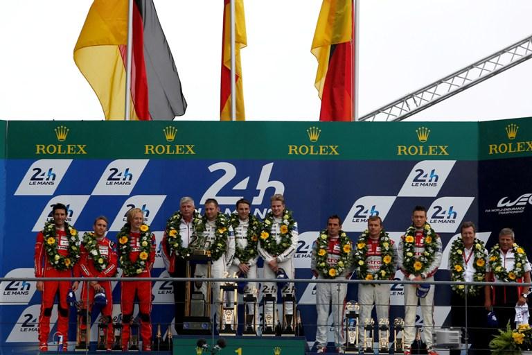 """24 Ore di Le Mans – Hulkenberg: """"Successo più importante della mia vita"""""""