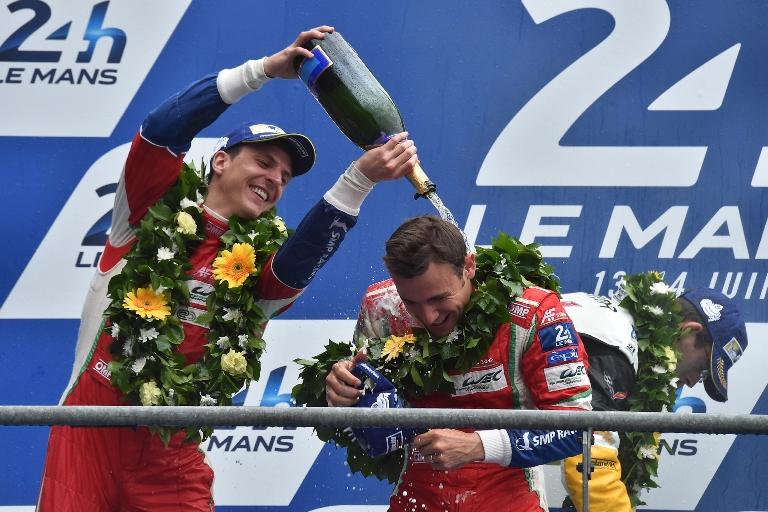 """24 Ore di Le Mans – Rigon: """"Podio indimenticabile"""""""