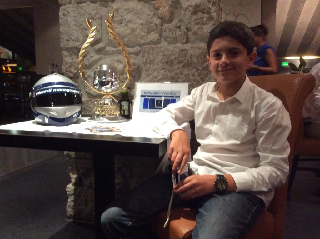 Kart – A tu per tu con Matteo Nannini