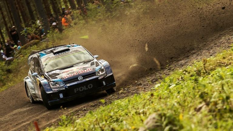 WRC – Dopo 5 ps Ogier continua a dettare il passo in Finlandia