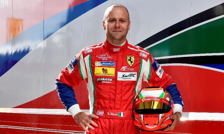 WEC – Gimmi Bruni ancora in Ferrari