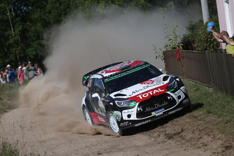 """WRC – Meeke: """"Importante aver visto il traguardo malgrado l'incidente"""""""