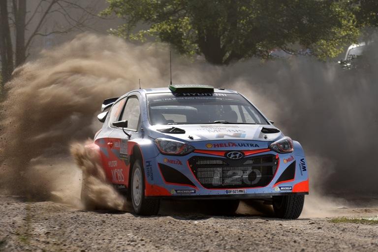 """WRC – Paddon: """"Buon risultato malgrado la difficoltà a trovare il ritmo"""""""