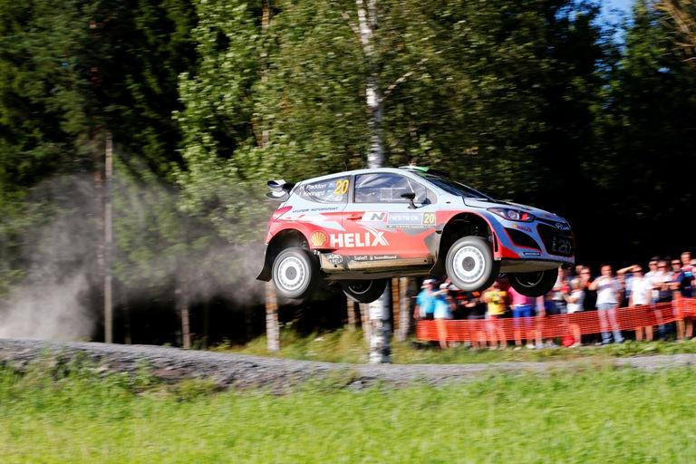WRC – Hyundai a caccia del risultato in Finlandia