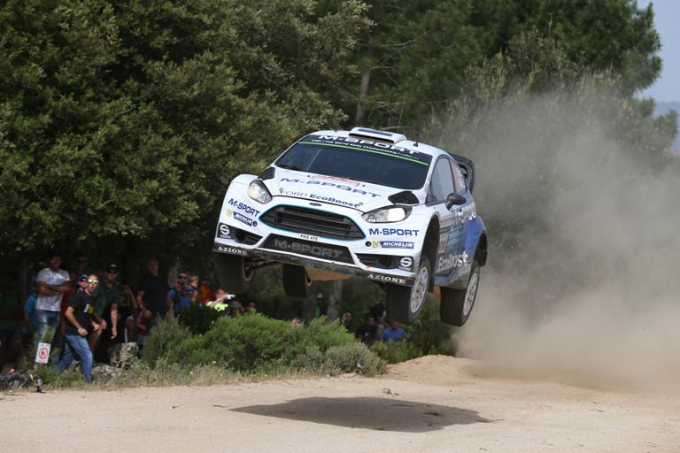 WRC – M-Sport al lavoro sulle sospensioni in ottica Finlandia