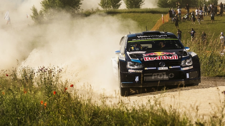 WRC – Ogier ritorna al vertice