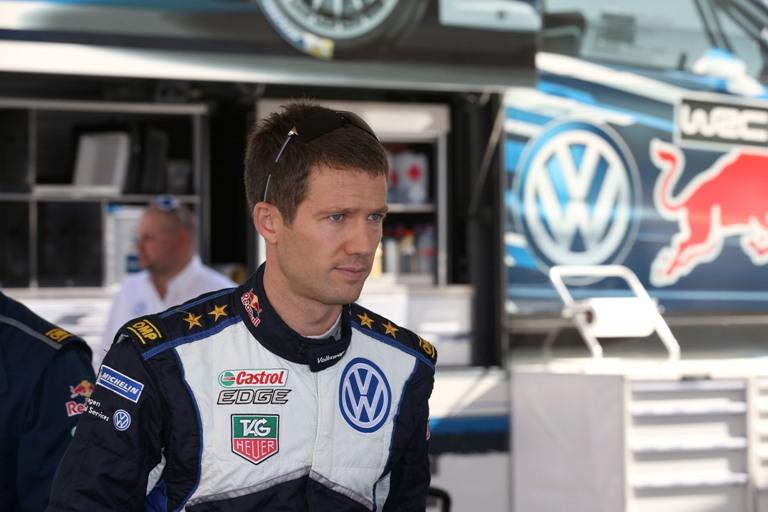 WRC – Ogier primo nello shakedown in Polonia