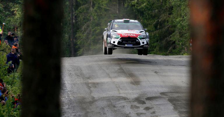 WRC – Ostberg brilla nello shakedown in Finlandia