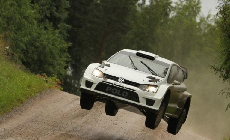 WRC – Test in Finlandia per la Volkswagen