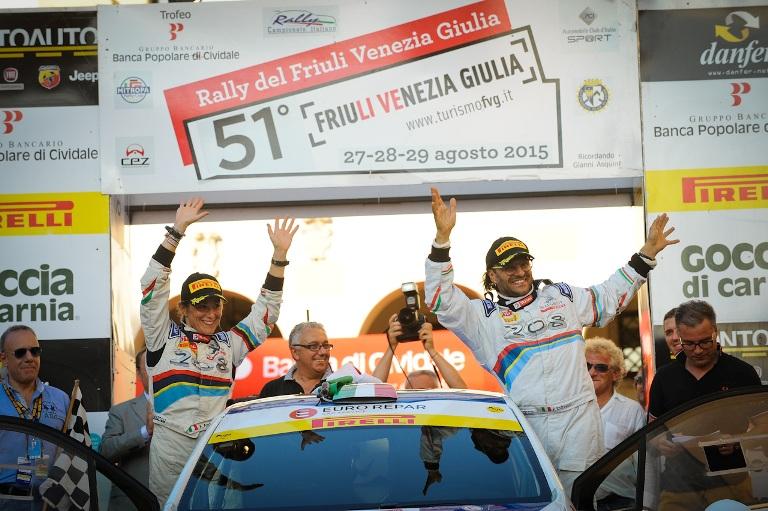 CIR – Andreucci vince in Friuli e si laurea ancora campione