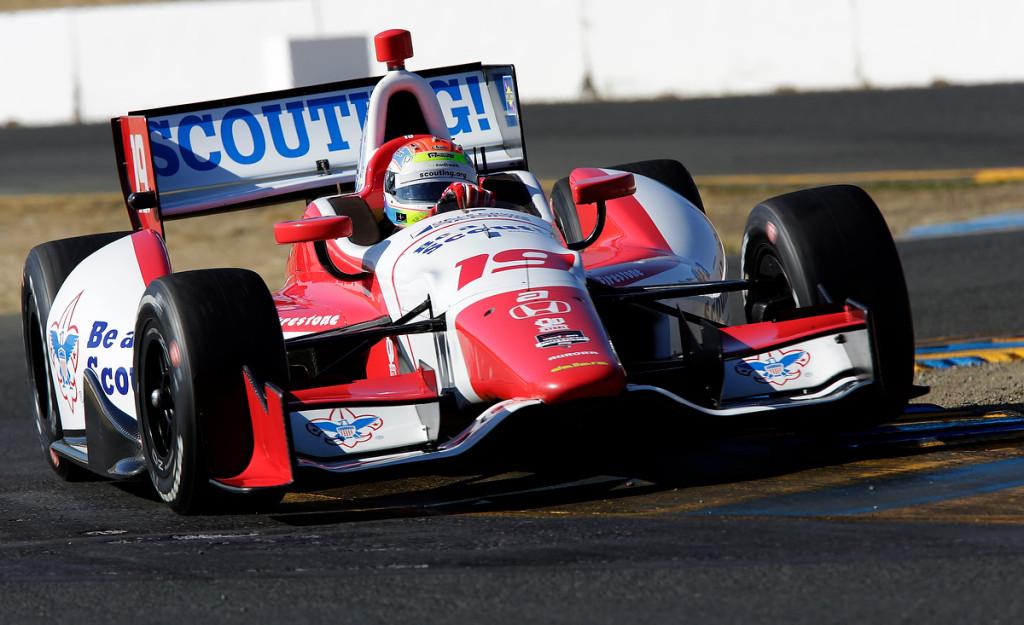 IndyCar, terribile incidente per Justin Wilson a Pocono. Pilota attualmente in coma