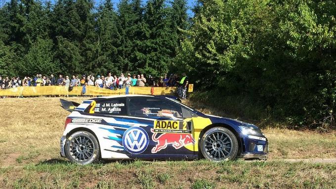 WRC – Latvala il migliore nello shakedown in Germania