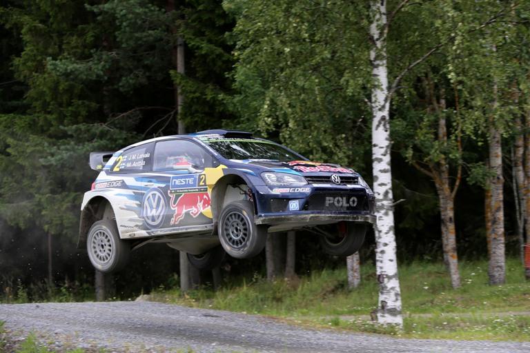 WRC – Latvala vince dominando in Finlandia