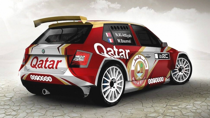 WRC – Al-Attiyah passa alla Skoda
