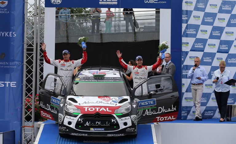 """WRC – Ostberg: """"Ho perso tempo in avvio ma il mio Finlandia è stato positivo"""""""