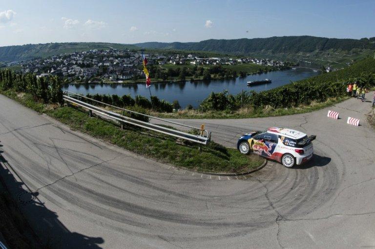 WRC – In Germania Citroën sorride davvero con il solo Lefebvre