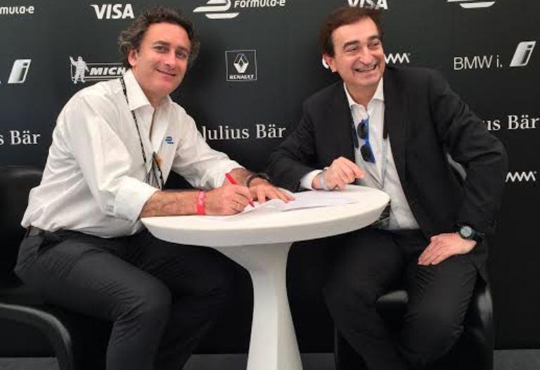 Nel 2016 la Formula E anche in Svizzera?