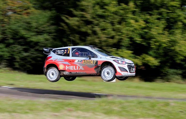 """WRC – Neuville: """"Spero di ripetere il Deutschland 2014"""""""