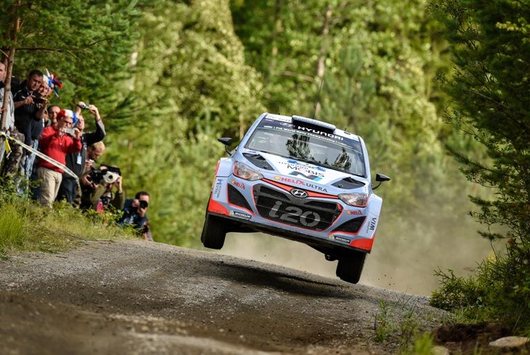 """WRC – Neuville: """"Dopo l'incidente nello shakedown positivo finire quarto"""""""