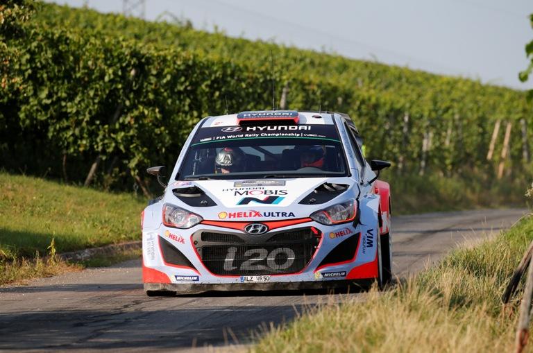 """WRC – Sordo: """"Più di così impossibile"""""""
