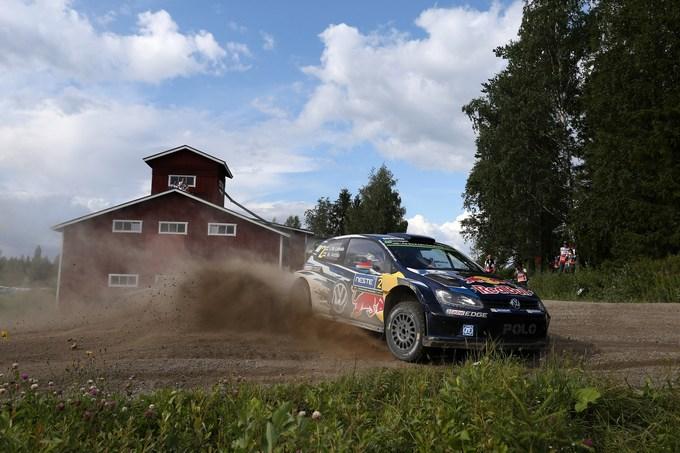 WRC – Latvala sempre in vantaggio in Finlandia