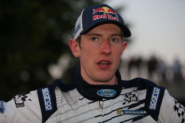 """WRC – Evans: """"Deutschland abbastanza deludente"""""""