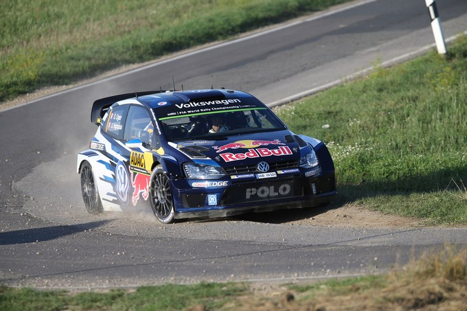 WRC – Ogier ad un passo dal terzo titolo