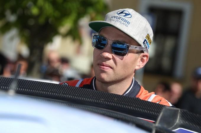 WRC – Paddon sulla Hyundai di Sordo in Australia