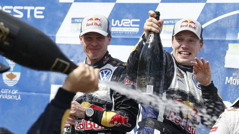 """WRC – Latvala: """"Impossibile esprimere l'emozione per il successo"""""""