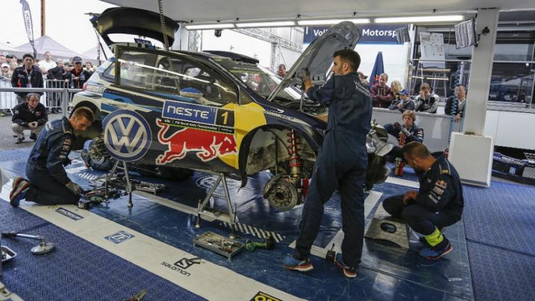 WRC – La Volkswagen pensa già al 2017