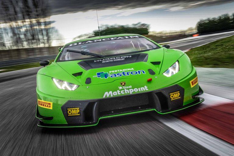 Lamborghini pronta a debuttare nel GT3 America