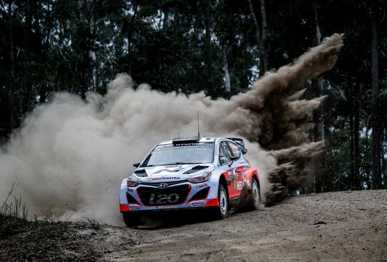 """WRC – Paddon: """"In Australia punto al podio"""""""