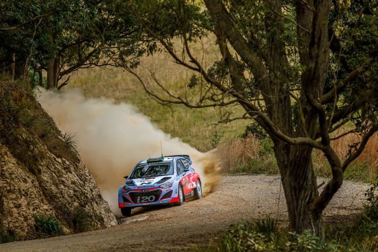 """WRC – Paddon: """"Contento di aver aiutato il team a rafforzare la posizione"""""""