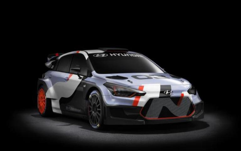 WRC – Svelata al Salone di Francoforte la nuova i20
