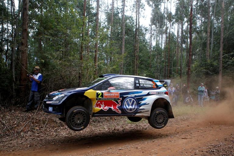 WRC – Latvala comanda in Australia