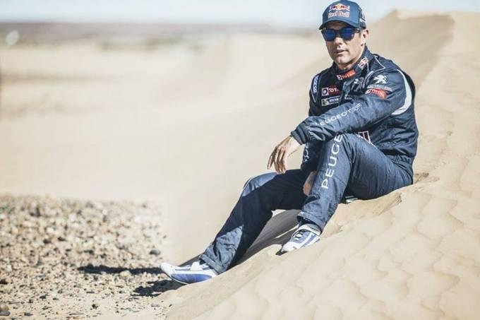 Loeb parteciperà alla Dakar 2016