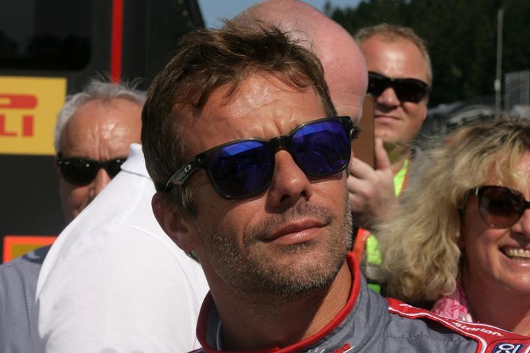 Loeb al Rally del Marocco