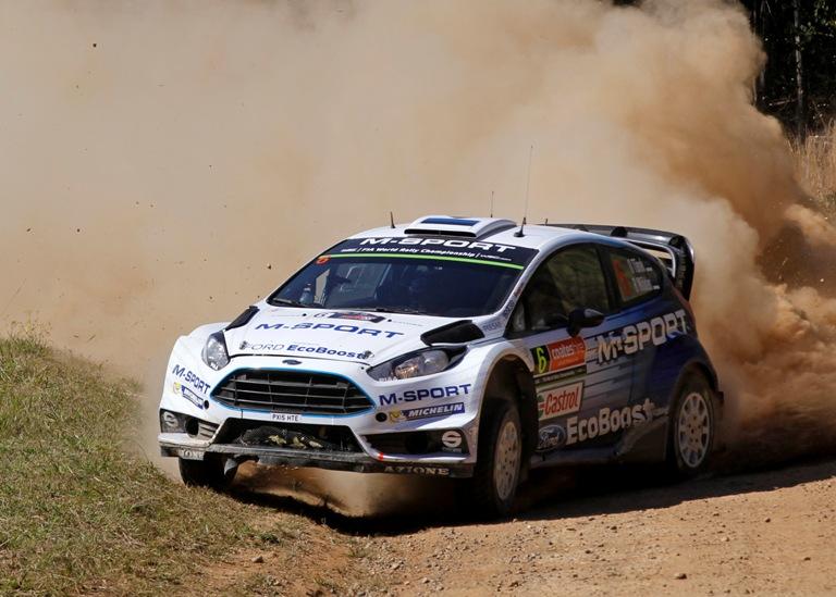 "WRC – Tänak: ""Ho faticato ad abituarmi alle strade australiane"""