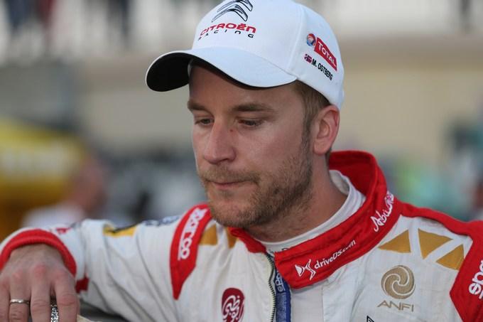 WRC – Ostberg potrà disputare il Tour de Corse