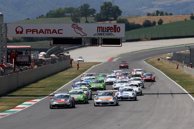 La Carrera Cup Italia torna a Vallelunga