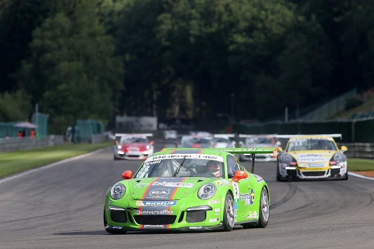 Tanti italiani al via del round di Monza della Porsche Carrera Cup