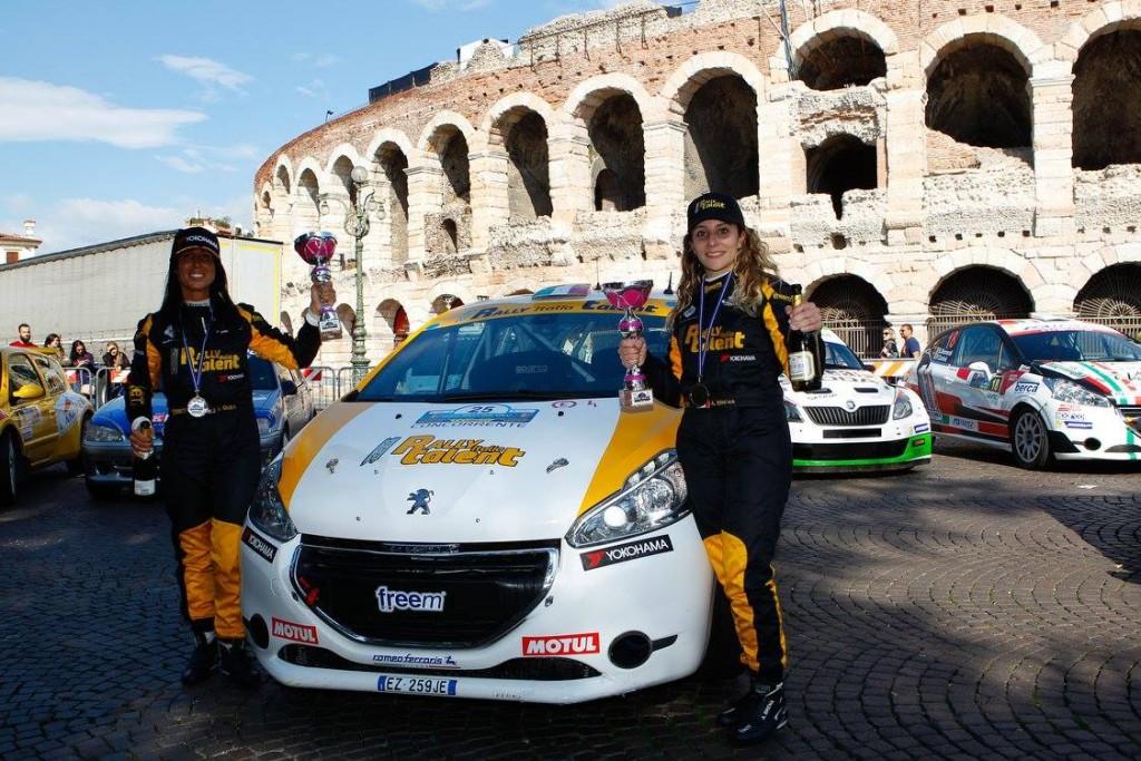 CIR, Rally Due Valli – Esordio positivo per Alessandra Brena