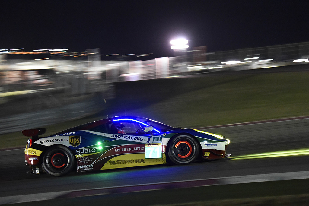 "WEC – Davide Rigon ""Al Fuji senza guardare la classifica"""