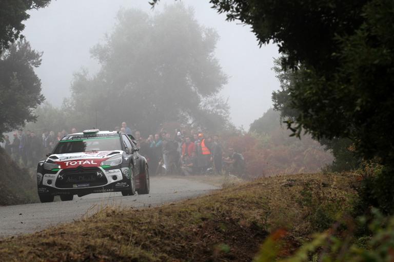 WRC – Citroën di nuovo seconda tra le marche grazie al risultato della Corsica