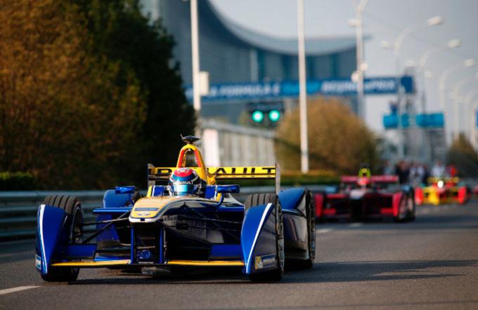Formula E – Pechino: Nelle Libere Continua Il Dominio Renault Con Buemi