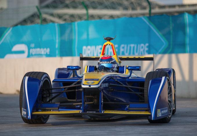 Formula E – Pechino: Renault e.dams Imprendibile, la Pole va a Buemi