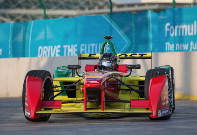 Formula E – Pechino: Daniel Abt Penalizzato per Unsafe Release